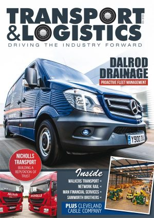 Transport & Logistics Magazine Issue 169 Cover