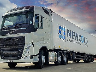 NewCold Advanced Cold Logistics Met Demand and Keep Energy Usage Low