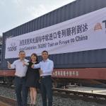 Tiger Launch New Rail Freight Service Tiger Rail
