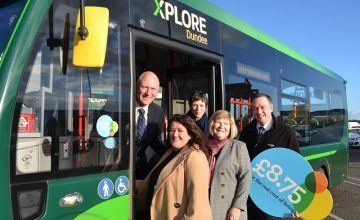 Xplore Dundee Celebrate Largest Accredited Living Wage Employer Status
