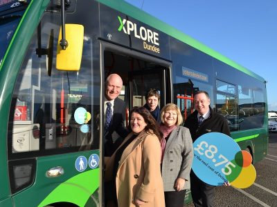 Xplore Dundee Celebrate Largest Accredited Living Wage Employer Status
