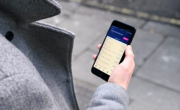 First Bus and Future Platforms Work Together for a Mobile Service