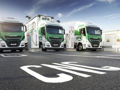 H Parkinson Haulage Acquires IVECO Vehicles