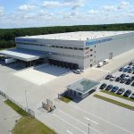 Krone Opened a New Distribution Centre