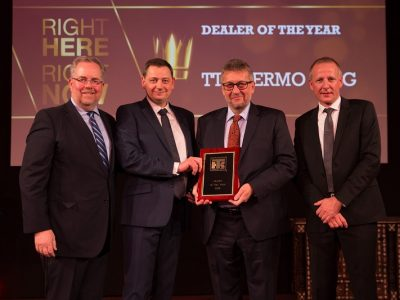 Thermo King's 2017 Dealer Awards