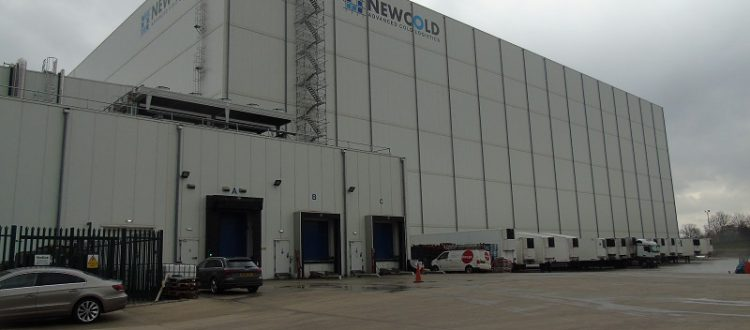 NewCold is Looking for New UK Site
