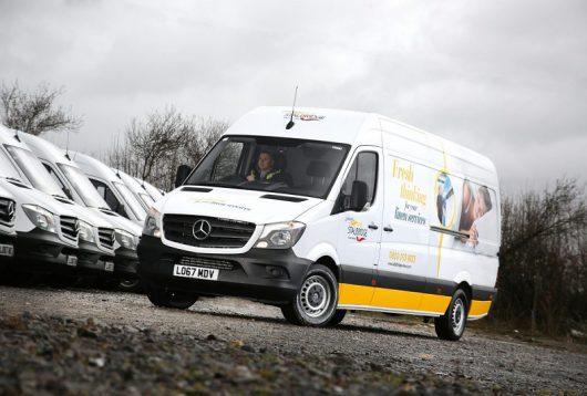 Fraikin and Johnsons Stalbridge Linen Services Start Collaborating