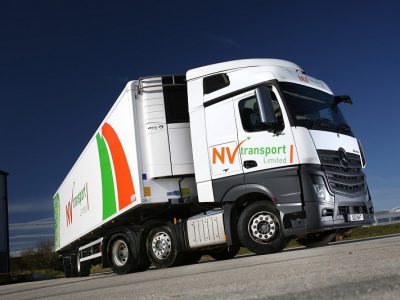 Asset Alliance Group Further Supplies NV Transport