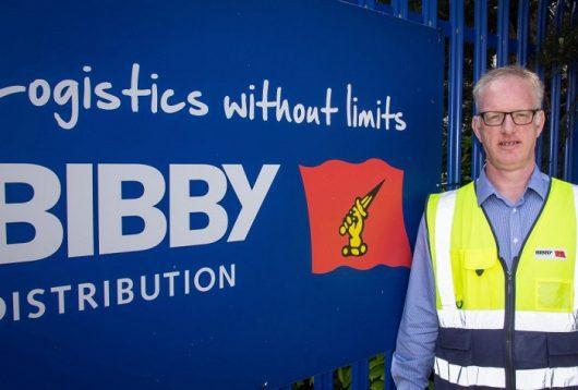 Bibby Distribution Achieves New Safety Standards