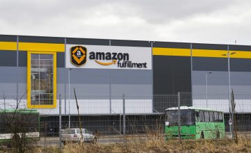 Amazon to Become the World's First $1 Trillion Company
