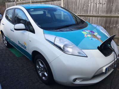 Spark EV Offers Solution for Provide