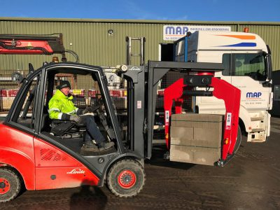 B&B Attachments Provides Solutions to Builders Merchant