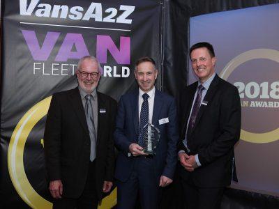 Ogilvie Rental Wins Van Rental Award
