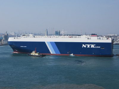 Stamco Ship Management Installs Naval Dome Security System