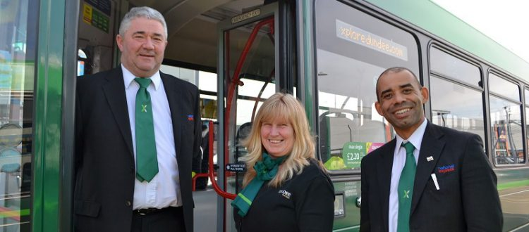 Xplore Dundee Makes Bus Travel More Accessible