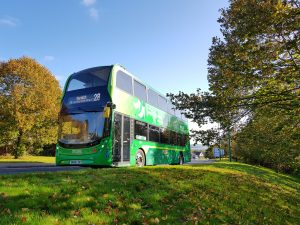 Xplore Dundee Orders Fully Electric Double Decker Buses