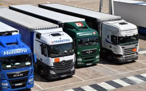Deliver Promise on Safe Parking Spaces for HGV Drivers