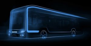 QUANTRON Launches Its Own Electric 12-Metre Bus