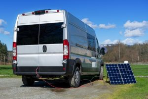 Hydrogen Infrastructure Growth Likely to Dictate Future of Panel Van Power