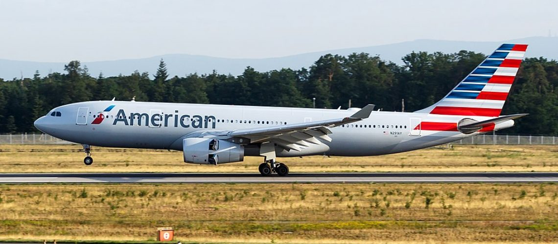 American Airlines Commencing Flights from London Heathrow