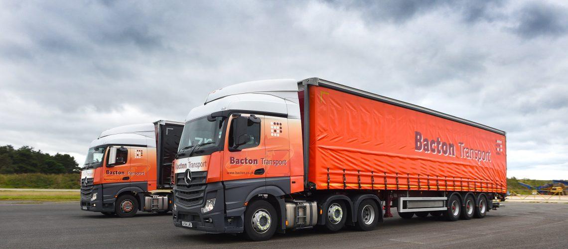 Lytx Delivers Improved Driver Engagement for Bacton Transport