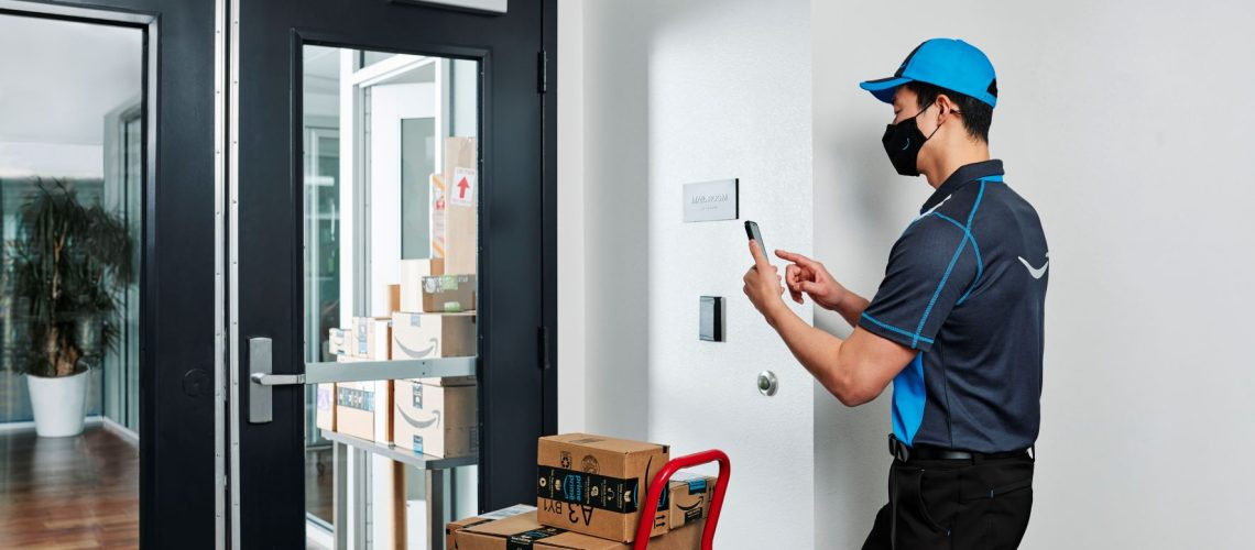 Interphone and Amazon to Deliver to Commercial Residential Properties
