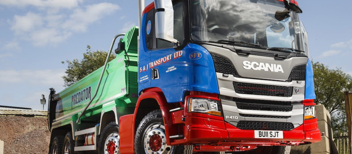 S&J Transport Makes the Switch to BFGoodrich Tyres