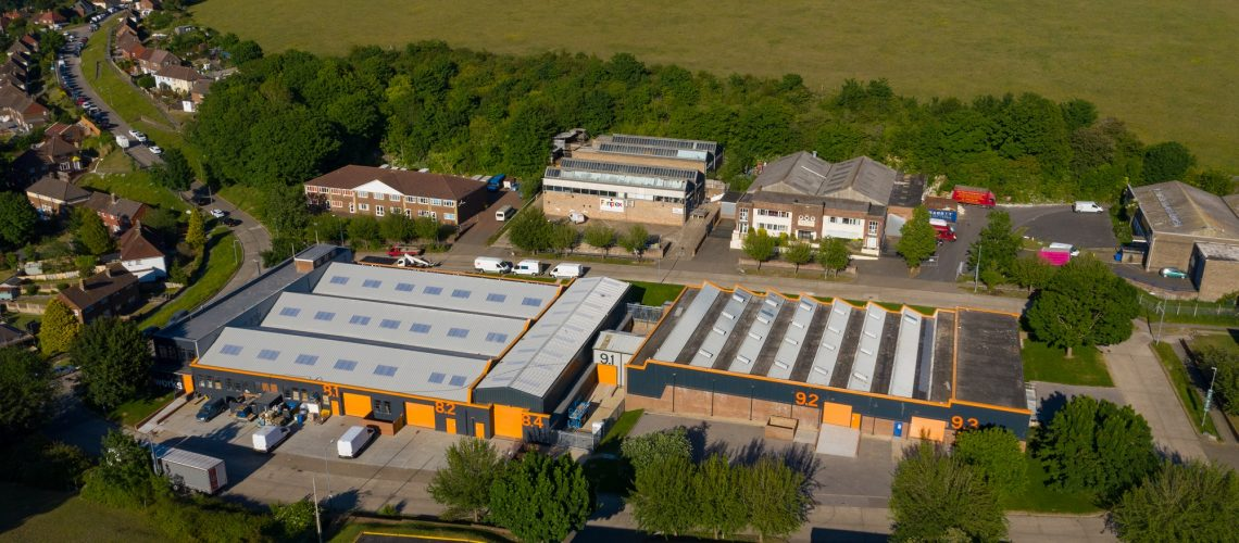 Brighton Works Warehouse Welcomes New Business
