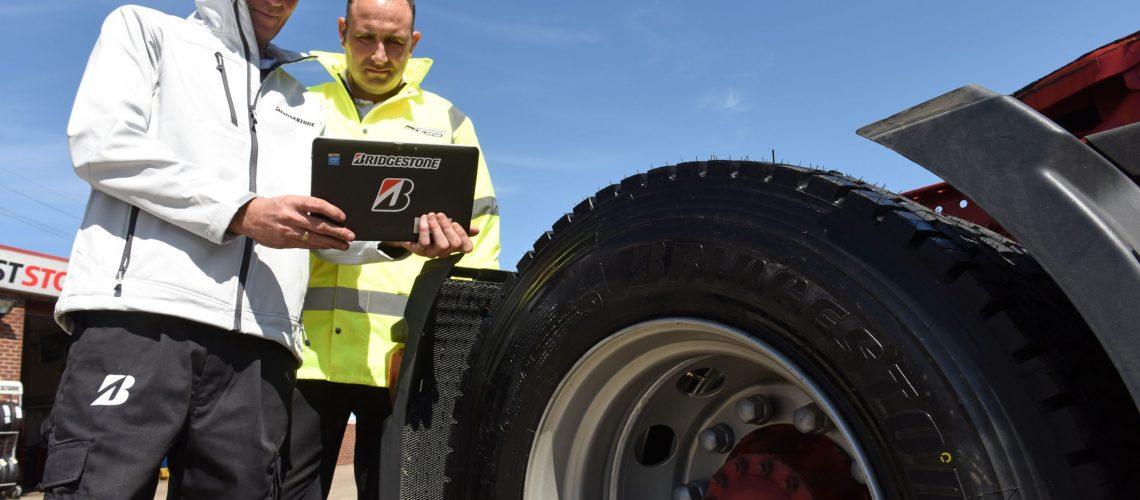 Bridgestone's Slick Response Times at Their 'Best Ever' Levels