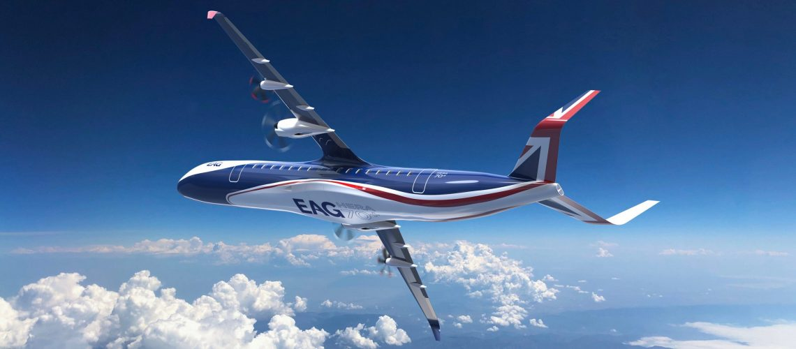 Electric Aviation Group Unveils World's First Hybrid Aircraft