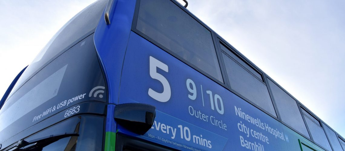 Xplore Dundee Launches New Buses in 2020