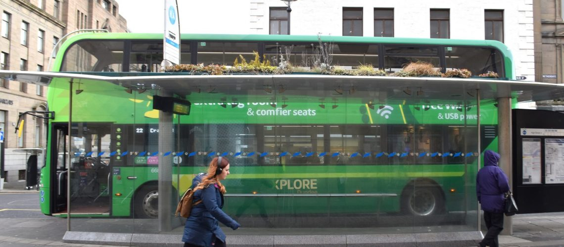 Xplore Dundee's New Bus Tickets to Be Introduced in January