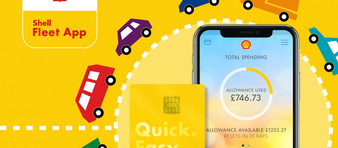 Shell Launches Fuel Management App for Small Businesses