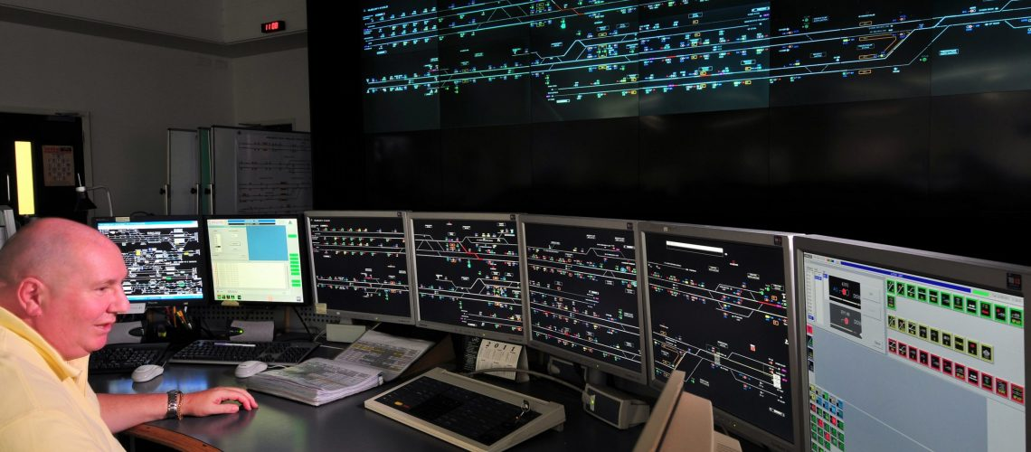 Intelligent Infrastructure to Digitally Transform Rail Operations