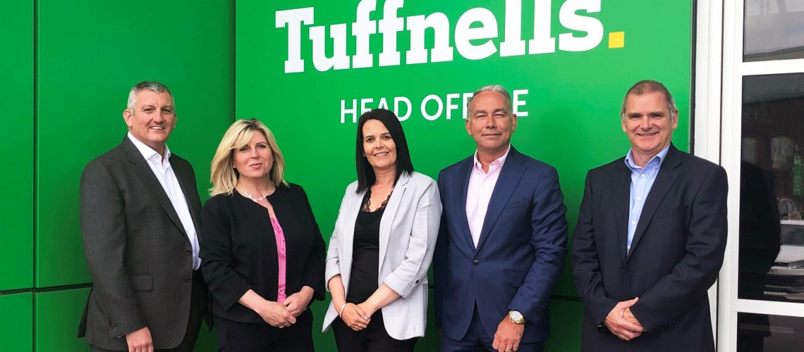 Tuffnells Announces New Board of Directors as It Moves into Next Phase of Expansion