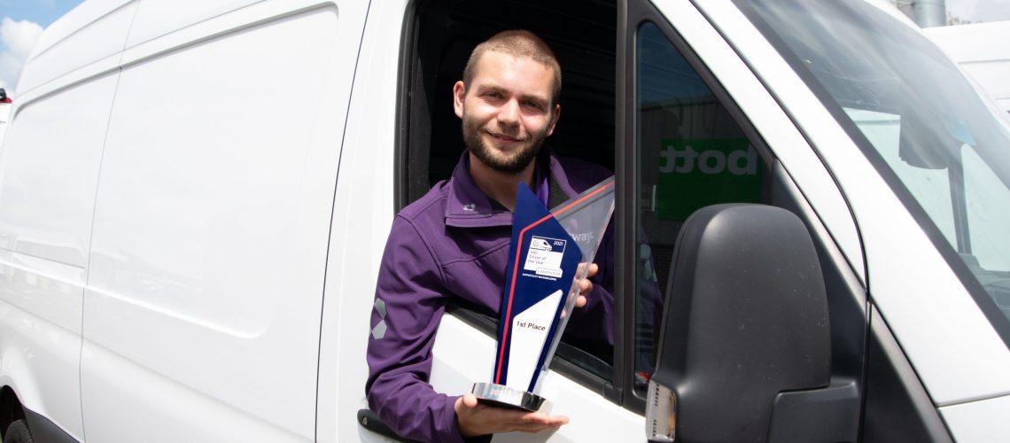 Logistics UK Announces Van Driver of the Year 2021 Winners