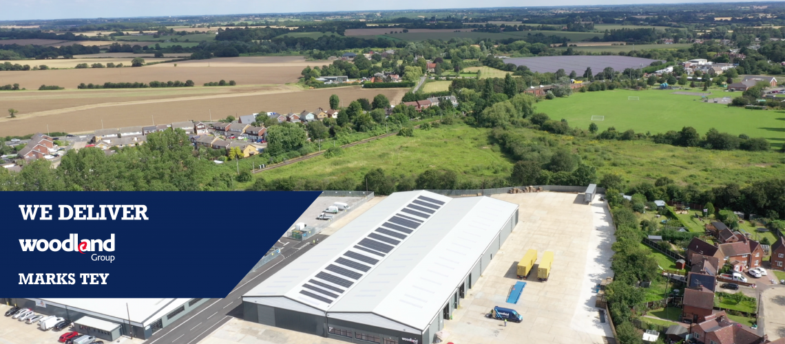 Woodland Group Opens New E-Commerce Facility in Colchester