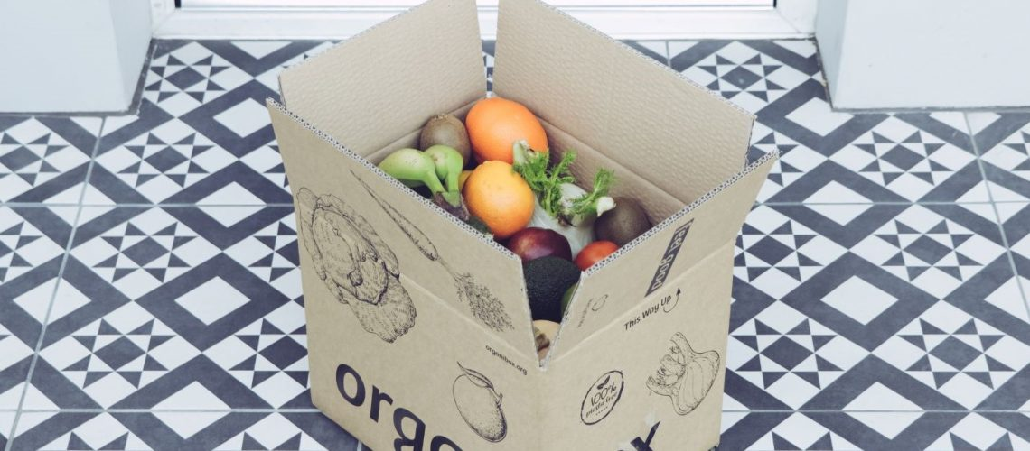 New Fruit & Vegetable Delivery Service from Organibox