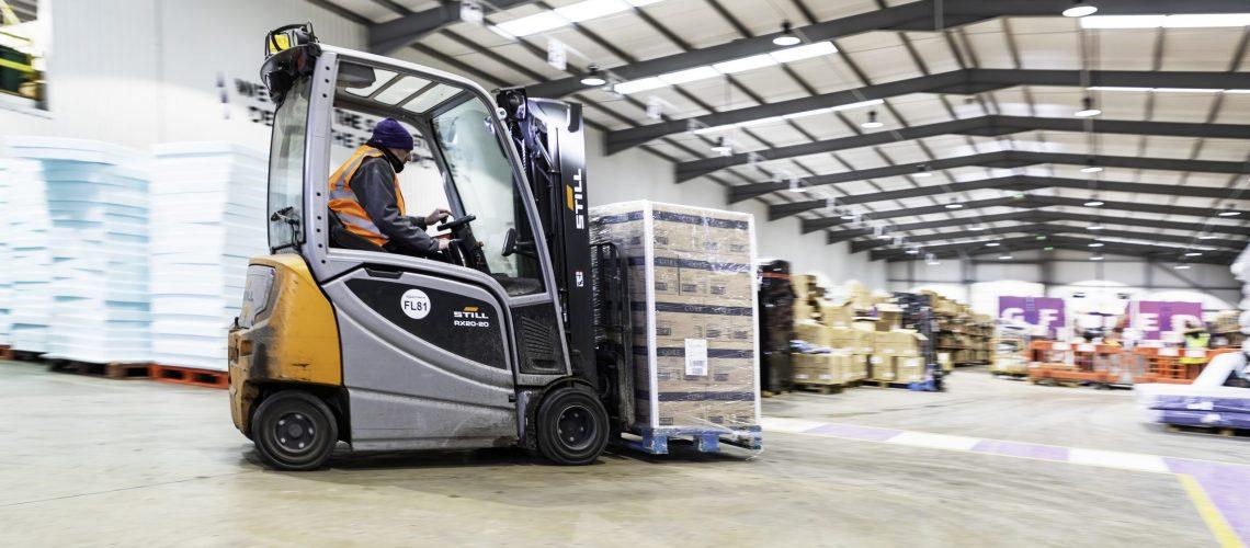 UK Fulfilment House Chooses Infor Warehouse Management System