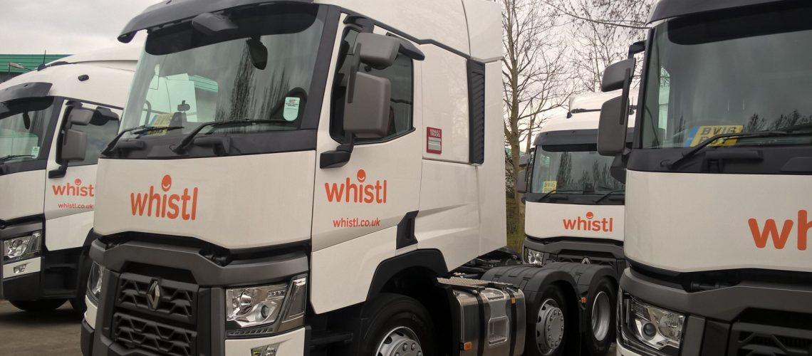 Whistl to Recruit Drivers Through Road to Logistics Initiative