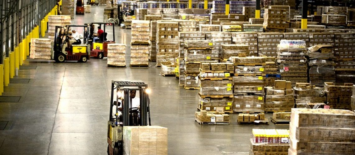 BITO Helps APD's Warehouse