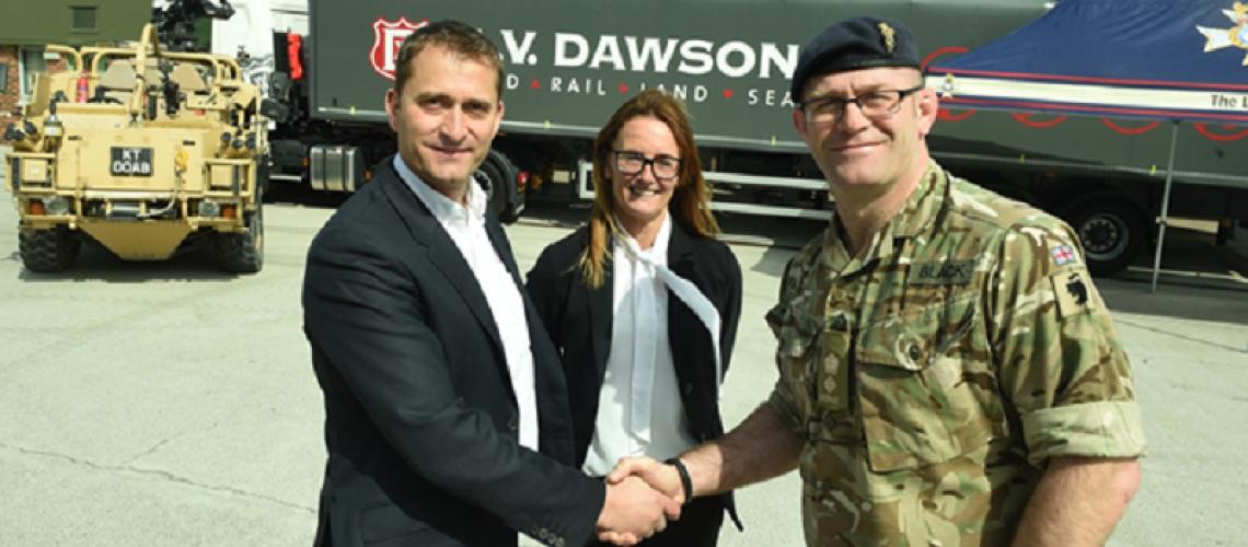 AV Dawson Supports Veterans