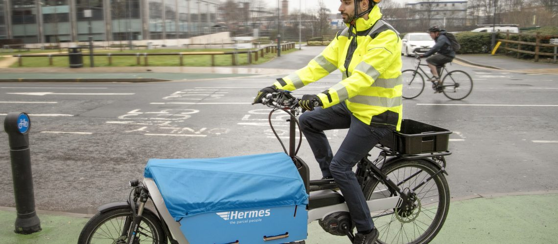 Hermes Supports Independent Leeds Traders with New Service