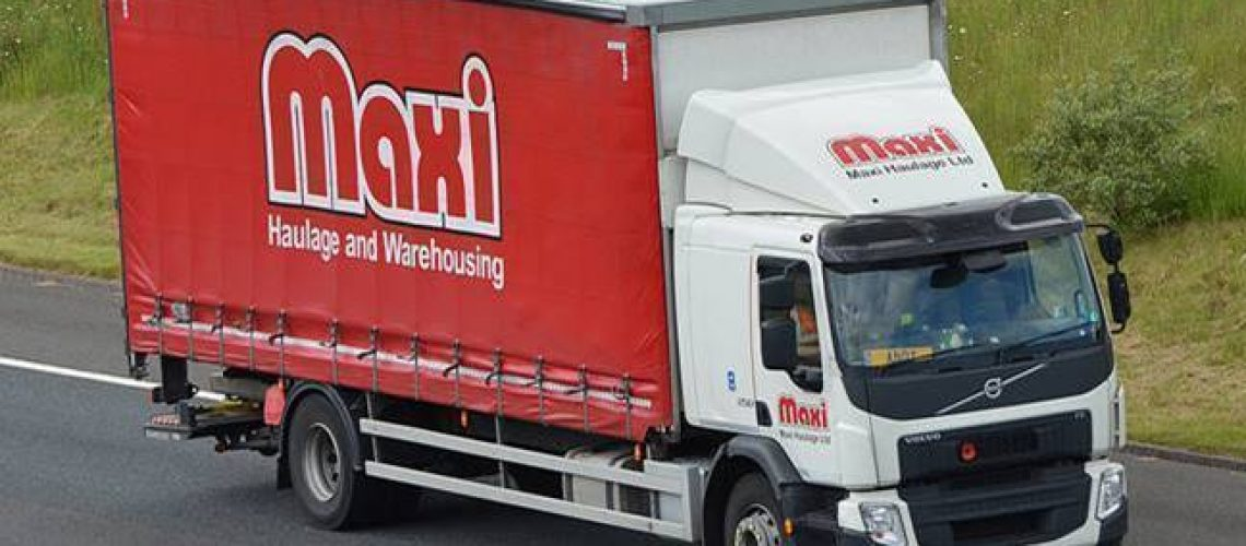 Maxi Haulage Ltd Signs Three-Year Partnership with Goodyear Total Mobility