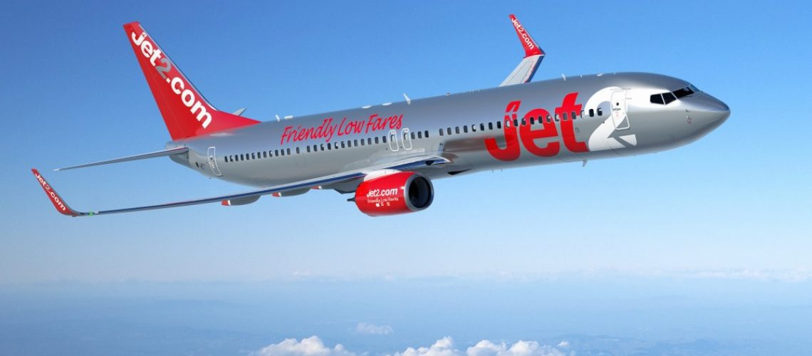Jet2 Reports Increased Demand Following Thomas Cook Collapse