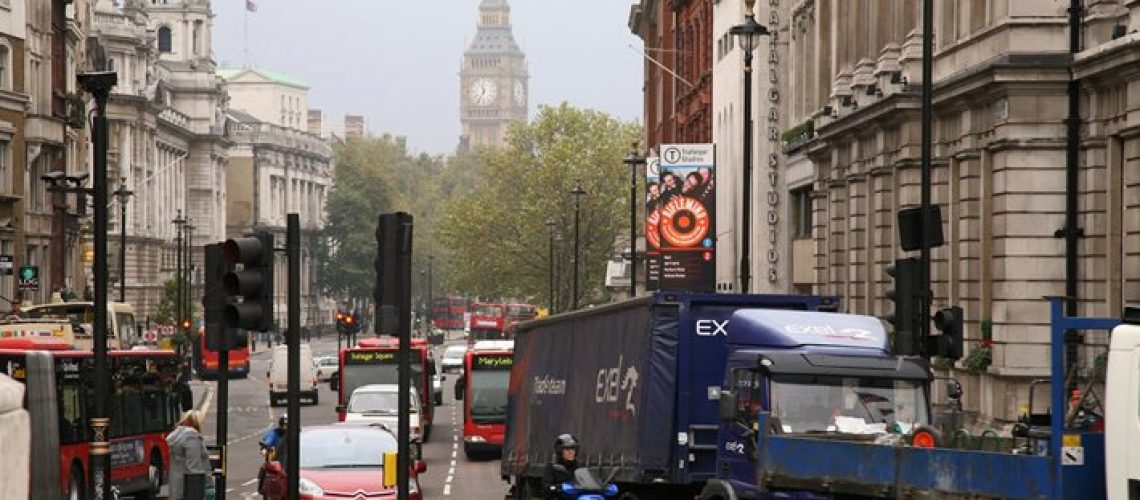 Logistics UK Response to Feasibility Study into Greater London Boundary Charge