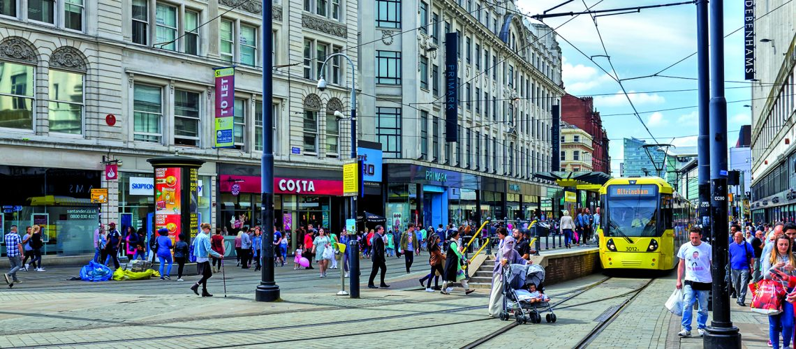 New Transport Strategy Announced for Manchester City Centre
