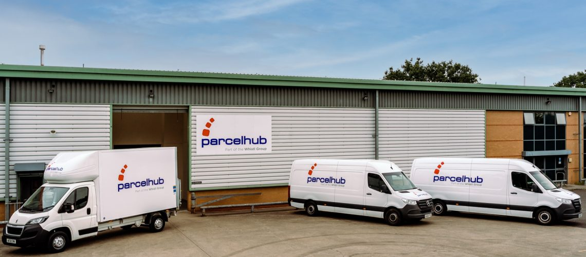 Whistl Announces Parcelhub Expansion with New Leicester Depot