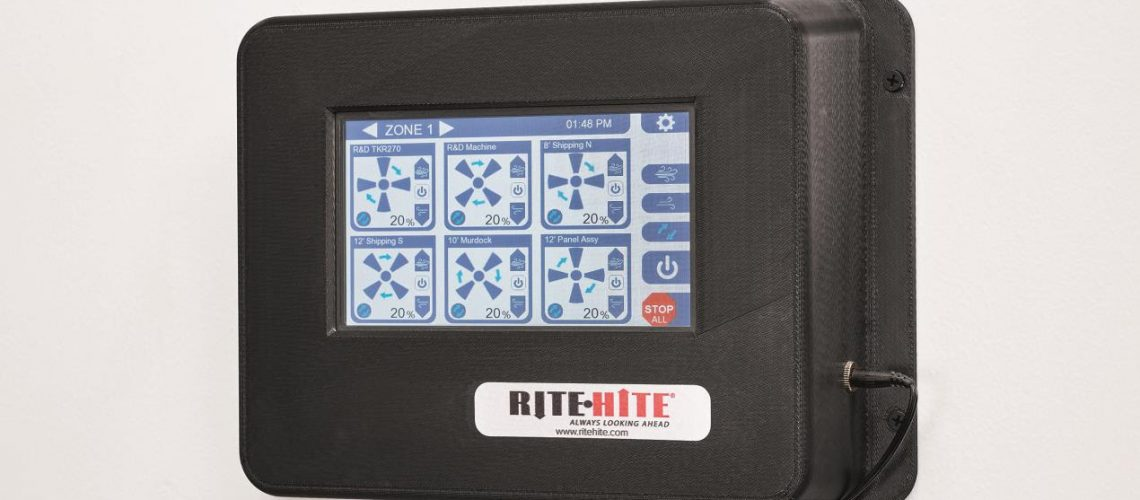 Rite-Hite Launches New Management System for Warehouses