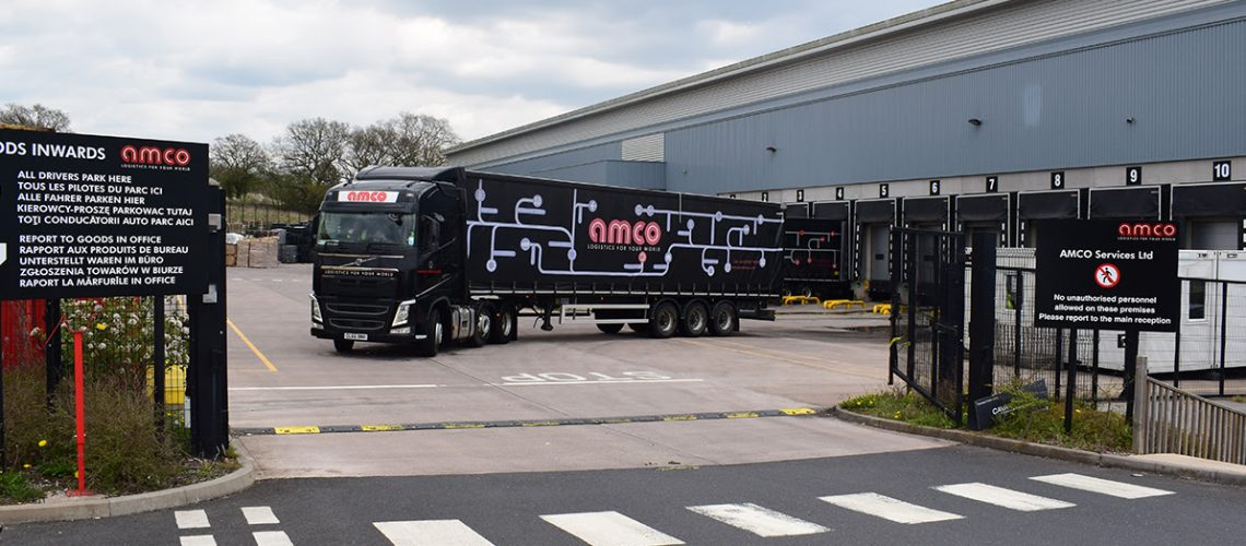 AMCO Strengthens Customs Warehousing Offering with Descartes